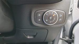 Ford Fiesta Lights